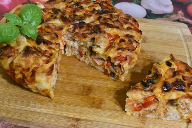 Zakręcona pizza