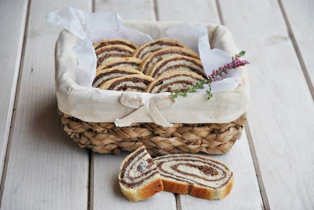 Zakręcony chlebek