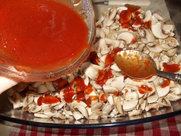 Zapiekana łopatka z maślanymi ziemniakami