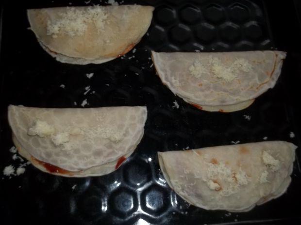 Zapiekana tortilla