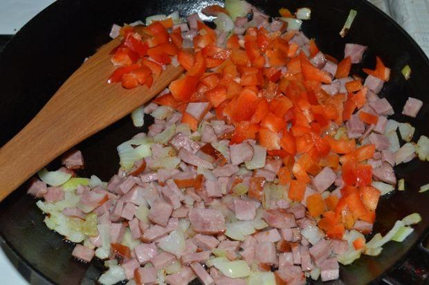 Zapiekane kotlety z kaszy jaglanej