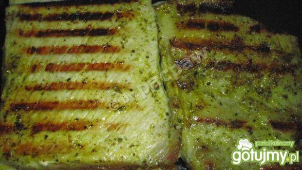Zapiekane żeberka grillowane