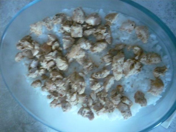 Zapiekanka brokułowo-kalafiorowa