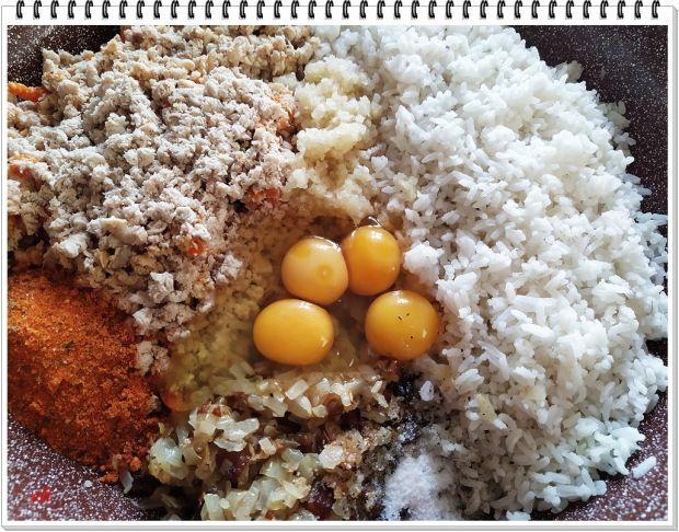 Zapiekanka mięsno ryżowa Eli
