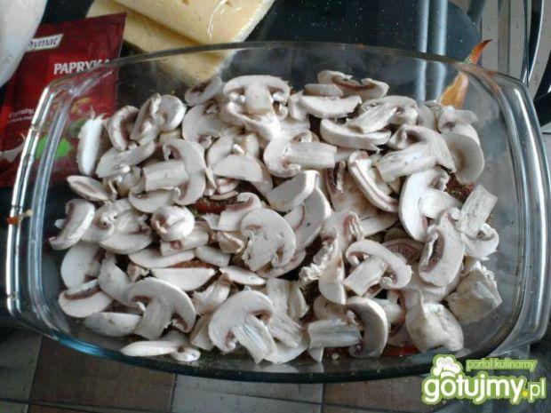 Zapiekanka warzywna wg gabyelle