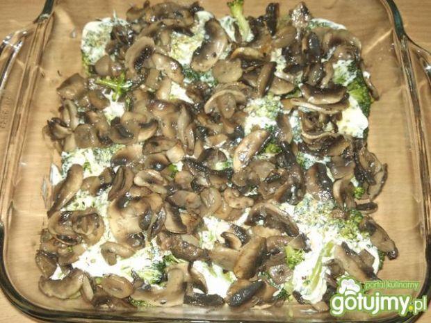 Zapiekanka z brokułów wg Alex_M