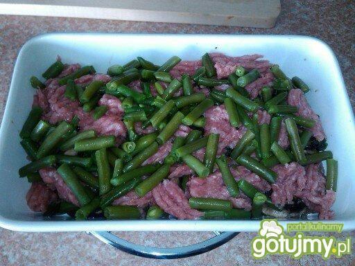 Zapiekanka z mielonego mięsa indyczego