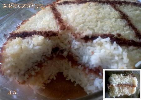 Zapiekanka z ryżu