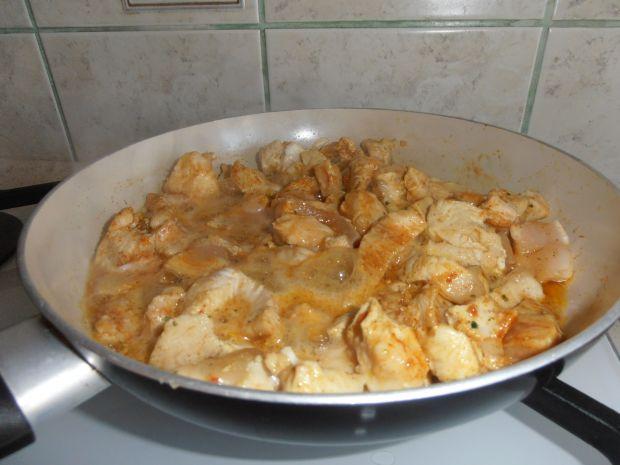 Zapiekanka z tortellini i kurczaka