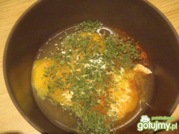 Zapiekanka z ziemniakami i mięsem