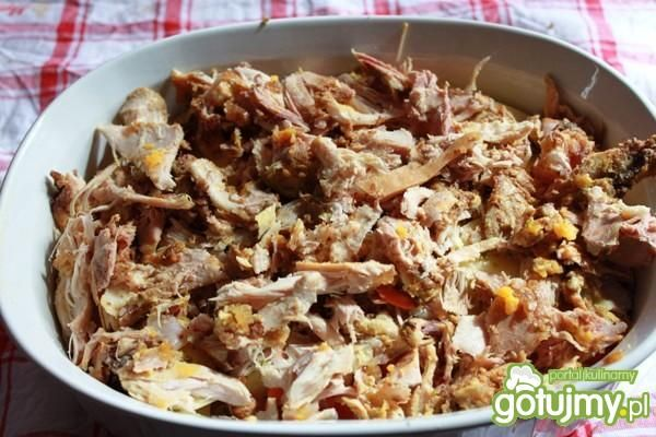 Zapiekanka  z ziemniaków wg laluni