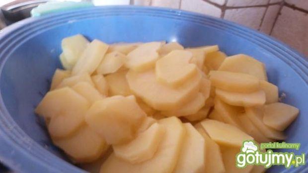 Zapiekanka ziemniaczana z grzybami