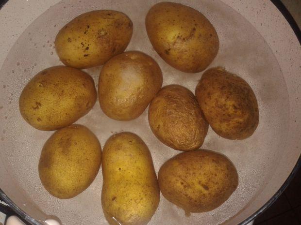 Zapiekanka ziemniaczana z wątróbką drobiową