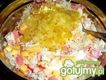 Zapiekanki ryżowe