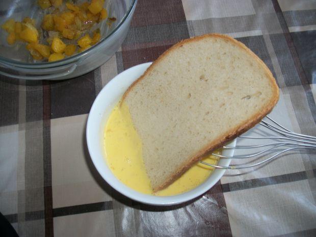 Zapiekany chleb z dynią