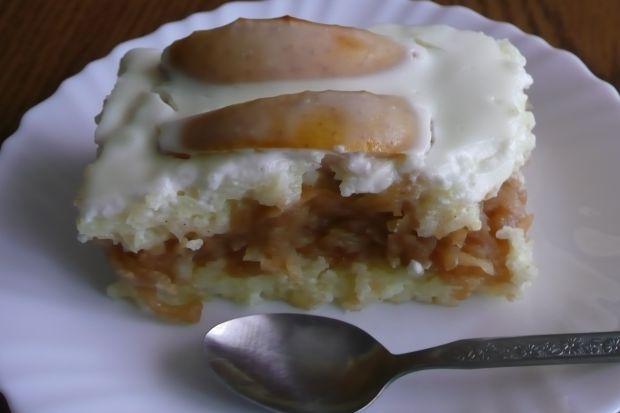 Zapiekany ryż z jabłkiem