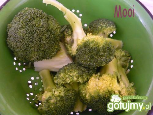 Zasmażane brokuły