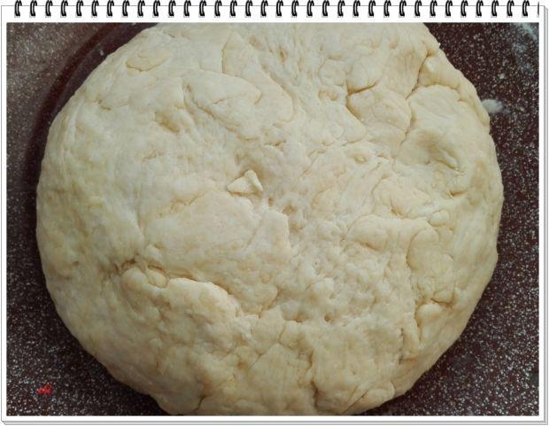 Zatapiane drożdżowe ciasteczka Eli