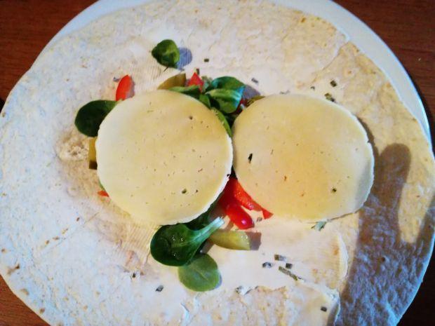 Zawijaski z tortilli