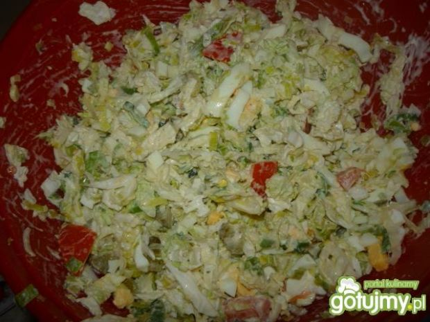 Zdrowa sałatka 4