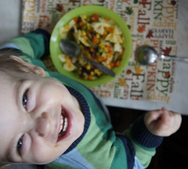 Zdrowe danie z DYNI i MIESZANKI MEKSYKAŃSKIEJ