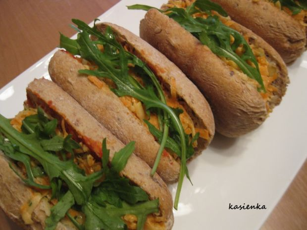 Zdrowe hot-dogi