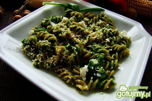 Zielona pasta wg iwa643