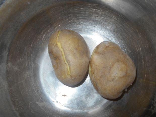 Ziemniaczana sałatka z parówką