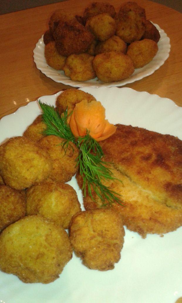 Ziemniaczane kulki czyli ziemniaki inaczej