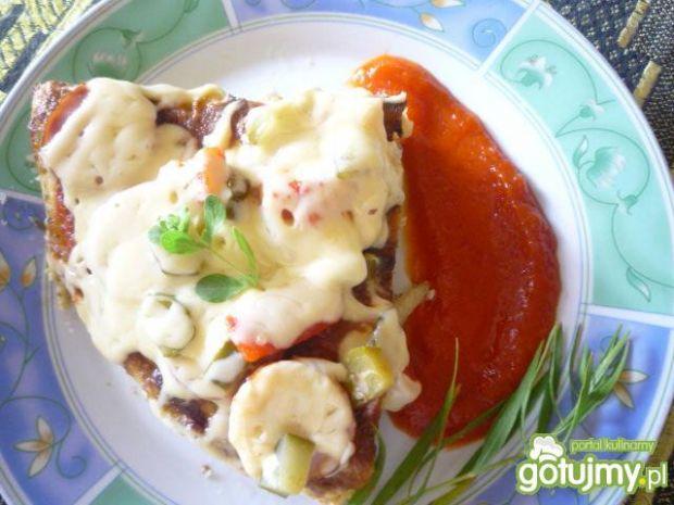 Ziemniaczany omlet