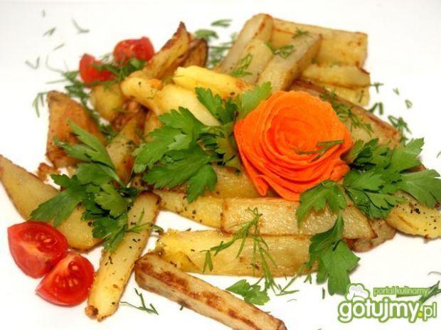Ziemniaczki ziołowe z ActiFry