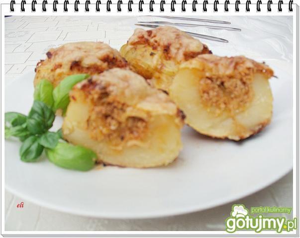 Ziemniaki Eli grillowane z mięsem