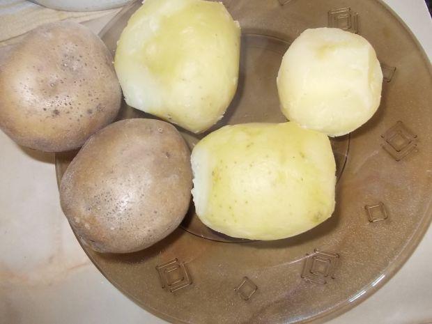 Ziemniaki otulone wiosną