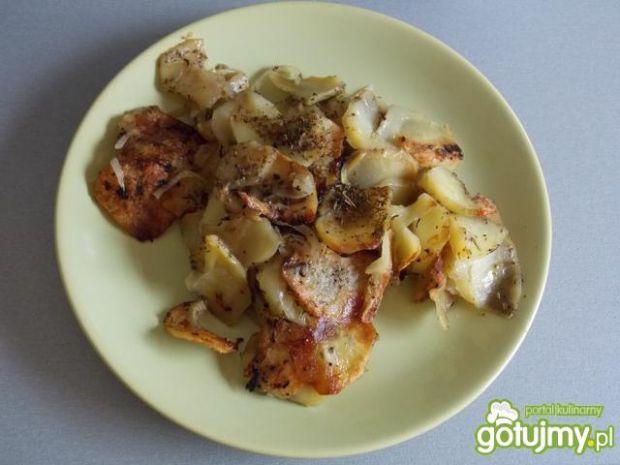 Ziemniaki pieczone w ziołach 4