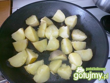 Ziemniaki  smażone .