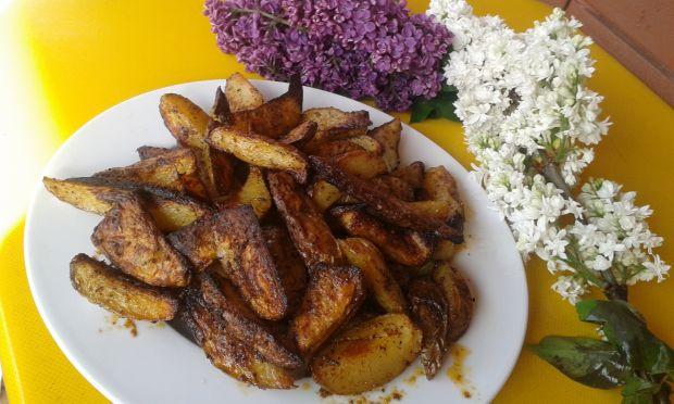 Ziemniaki z piekarnika do potraw z grilla