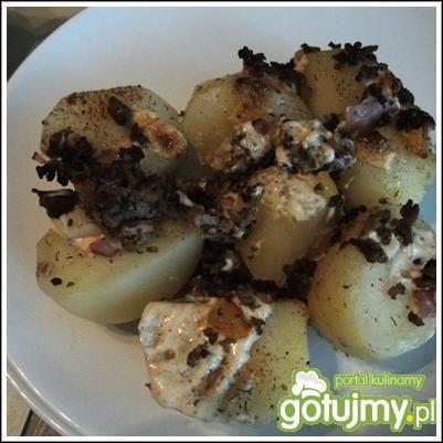 Ziemniaki zapiekane z mielonym