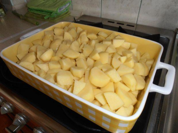 Ziołowe pieczone ziemniaki