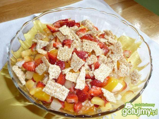 Znakomita sałatka owocowa