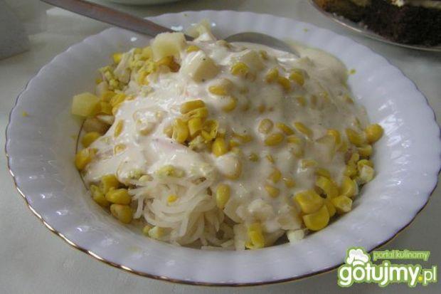 Żółta sałatka 4