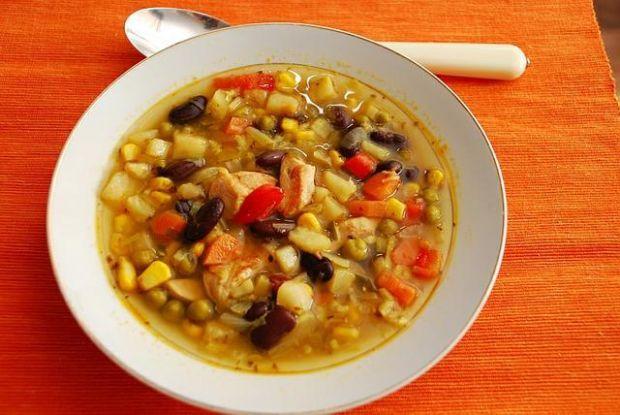 Zupa a la Mexicana