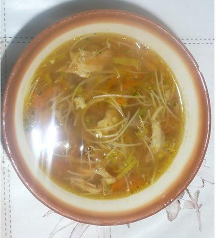 Zupa ala Syczuańska