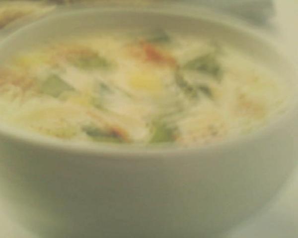 Zupa Boczek