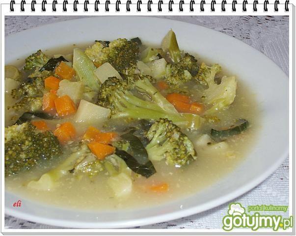 Zupa brokułowa 2 Eli