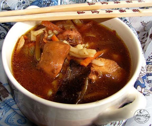 Zupa Chińska