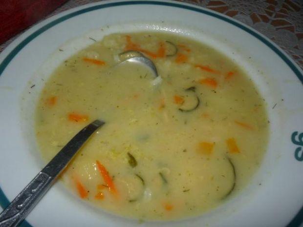 Zupa cukiniowa WINIARY