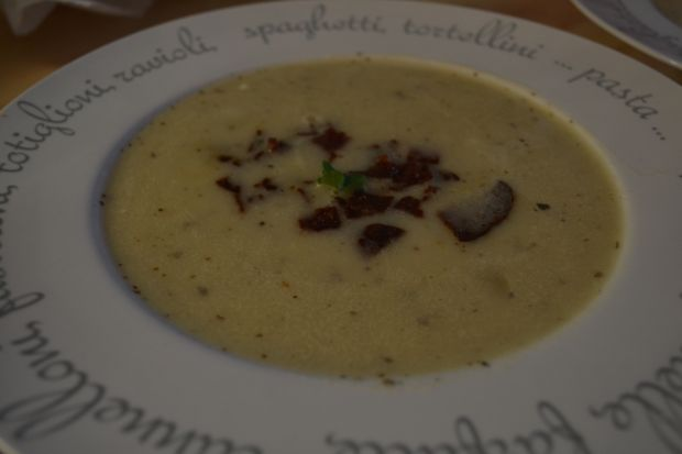 Zupa czosnkowa II