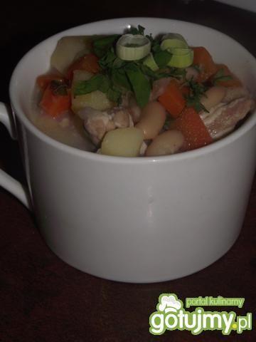 Zupa fasolowa 7