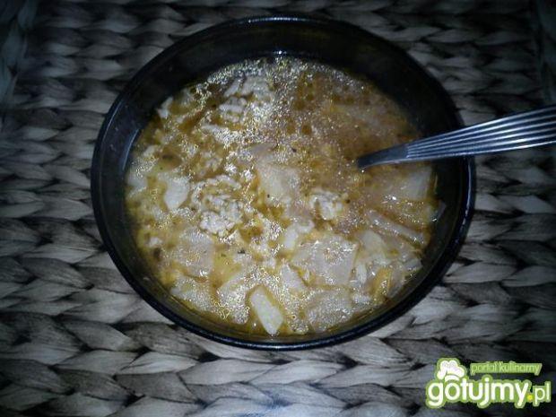 zupa gołąbkowa