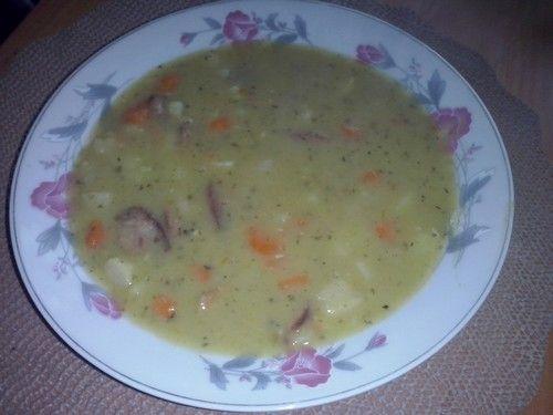 Zupa Grochowa Na Wedzonych Kosciach Przepis Gotujmy Pl